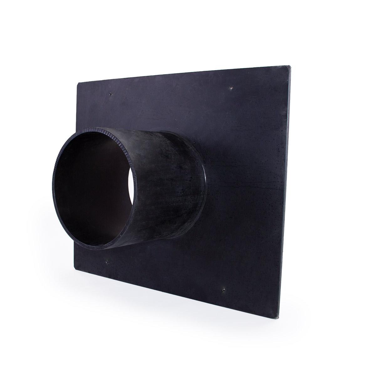 Adapterplatte zu Rigole EcoBloc 420