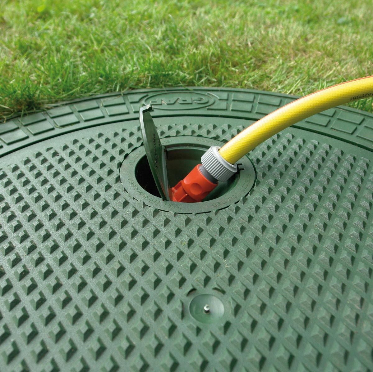 Wasseranschlussbox intern