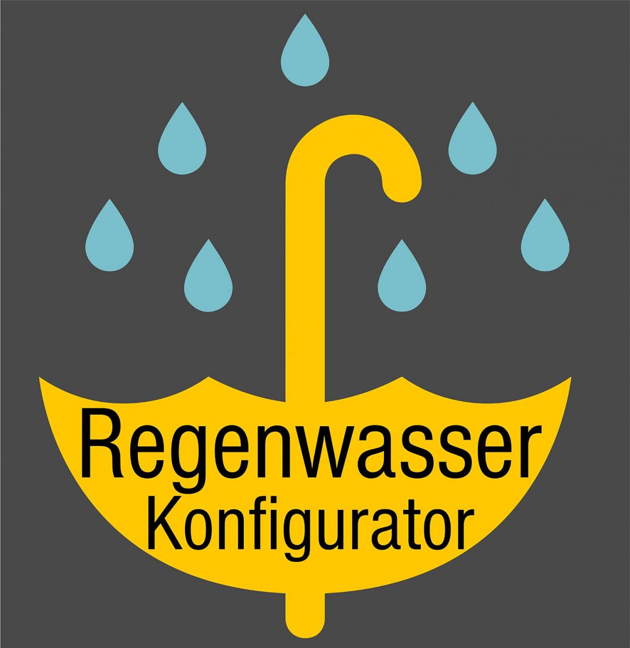 Regenwasser Konfigurator